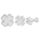Dogwood Flower Plunger Cutter Set