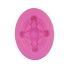 Oval Brooch Silicone Mold