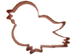 Copper Cookie Cutter-Bluebird