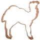 Copper Cookie Cutter - Camel