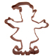 Copper Cookie Cutter-Elf