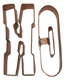 HO Copper Cookie Cutter Set