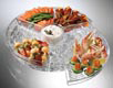 Appetizers on Ice Acrylic Holder