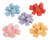 Fondant Cupcake Bows Assorted Colors