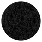 """20"""" Round Black Foil Cake Drum"""