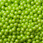 Pearl Lime Green Candy Beads