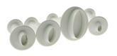 PME Plunger Cutter Set - Oval