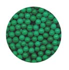 Green Sugar Pearls / Dragees