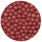 Red Sugar Pearls / Dragees