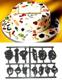 Vegetables Patchwork Cutter Set