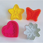 General Cookie Cutter Stamp Set - Large