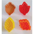 Autumn Cookie Cutter Stamp Set