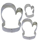 Mittens Cookie Cutter Set