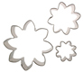 Daisy Cookie Cutter Set