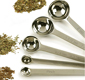 Stainless Steel Odd Size Measuring Spoons