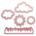 Occasion Gum Paste and Fondant Cutters