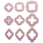 Quatrefoil Element Cutter Set by Marina Sousa