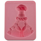 Tassel 3 Silicone Mold by Colette Peters
