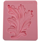 Flora Silicone Mold by Colette Peters