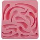 Trapunto Set Silicone Mold by Colette Peters