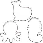 Sea Critter Cookie Cutter Set by Autumn Carpenter