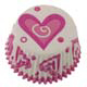 Happy Hearts Standard Baking Cup