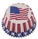 Flag, Stars and Stripes Standard Baking Cup