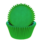 Green Standard Baking Cups