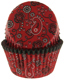 Red Bandana Standard Baking Cup