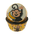 Monkey Business Standard Baking Cups