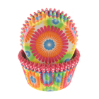 Color Burst Standard Baking Cups