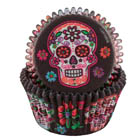Sugar Skull Standard Baking Cups