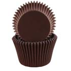 Brown Jumbo Baking Cups