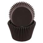 Black Jumbo Baking Cups