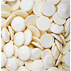 Guittard A'Peels White Vanilla Flavored Candy Coating