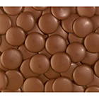 Guittard A'Peels Milk Chocolate Flavored Candy Coating