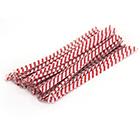 Twisties - Red Stripe Twist Ties