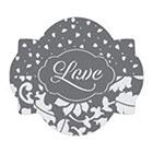 Love 2 Cookie Stencil Set by Julia