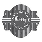 Merry Cookie Stencil Set by Julia