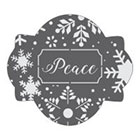 Peace Cookie Stencil Set by Julia