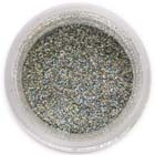 Silver Hologram Disco Dust