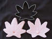Vine Maple Leaf Silicone Mold