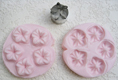 Five Petal Press Silicone Mold and Cutter
