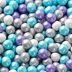 Princess Mix Shimmer Sixlets