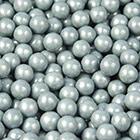 Silver Shimmer Sixlets