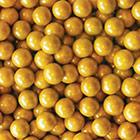 Gold Shimmer Sixlets