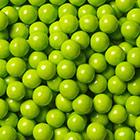 Lime Green Sixlets