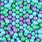 Sea Breeze Mix Shimmer Sixlets