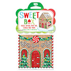 Gingerbread House Cupcake Treat Box