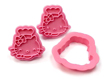 Hello Kitty Cookie Cutter Stamp Set
